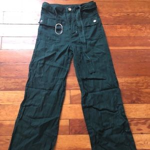 Wide leg 70's style pants
